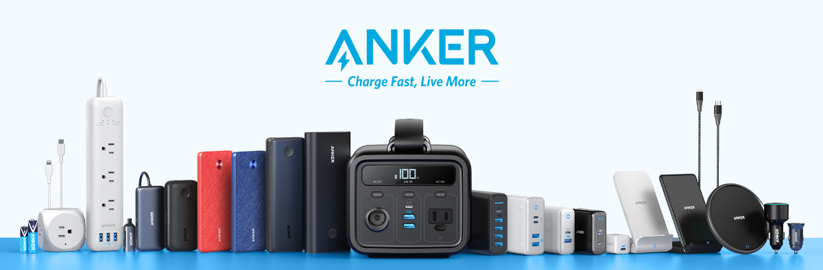 Wall charger, Anker
