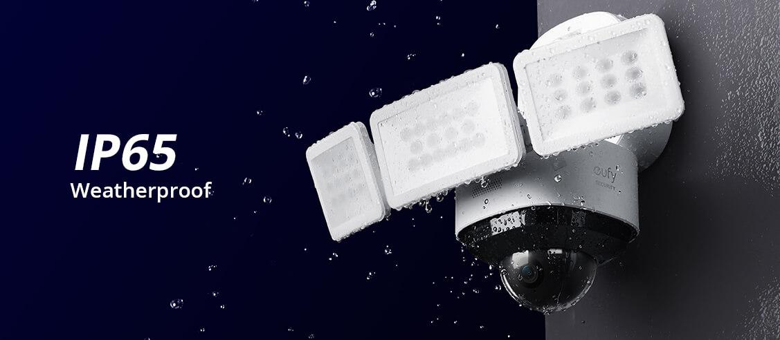 IP65 Weatherproof
