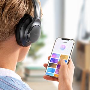 Soundcore App control