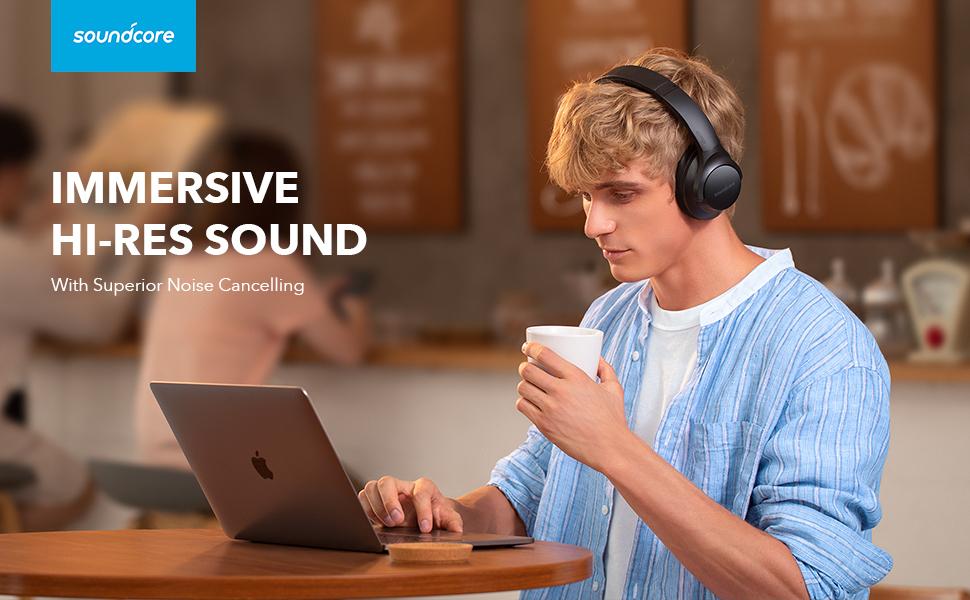 immersive hi-res sound